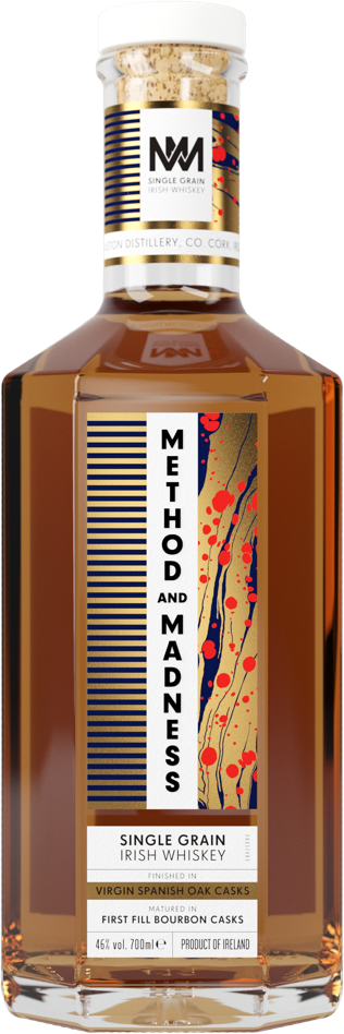 Method And Madness Single Grain 31 Year Old Whiskey